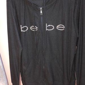 Brand new Bebe sweatshirt
